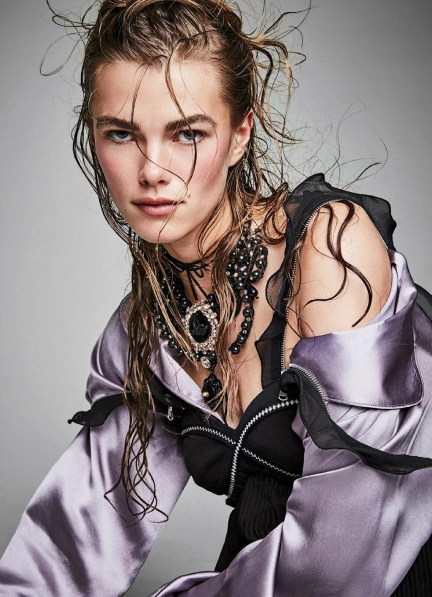 GLAMOUR MAGAZINE Mathilde Brandi by Patrick Demarchelier. Jillian Davison, December 2016, www.imageamplified.com, Image amplified (4)