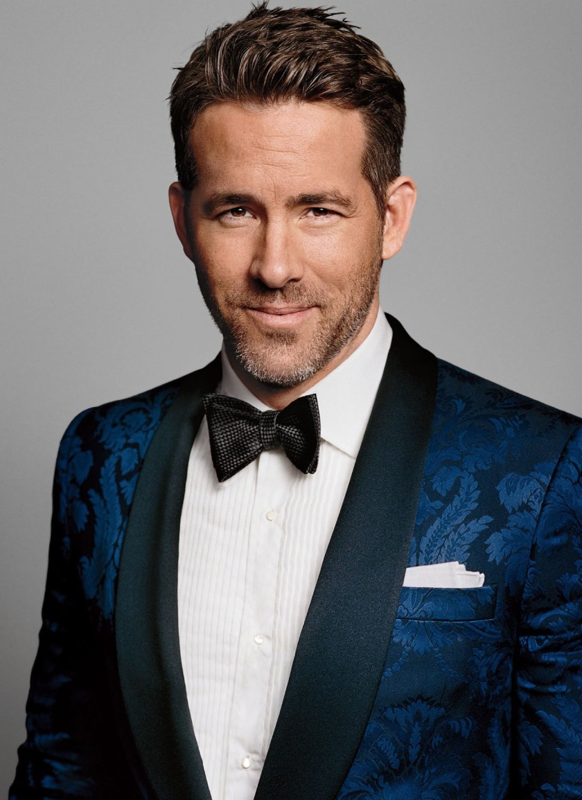 GQ MAGAZINE: Ryan Reyn... Ryan Reynolds