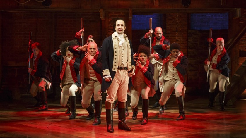Trump Tweet-targeted the Hamilton cast, and gave the already immensely popular Broadway show one of its best weeks ever.