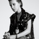 INTERVIEW MAGAZINE: Millie Bobby Brown by Mikael Jansson