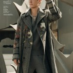 L'OFFICIEL HOMMES SWITZERLAND: Mikkel Jensen by Fernando Gomez