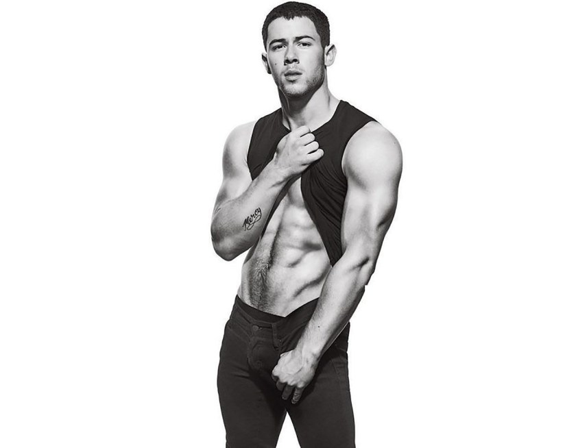 MEN'S FITNESS Nick Jonas by Peter Yang. December 2016, www.imageamplified.com, Image Amplified7