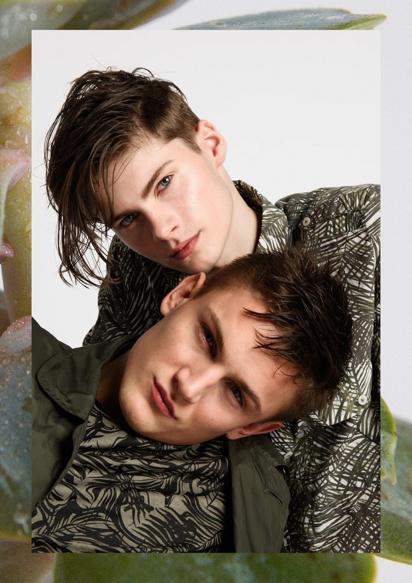 NOTION MAGAZINE Jacob Ling-Vannerus & Fabian Gary by Amber Eggleton. Fall 2016, www.imageamplified.com, Image Amplified13