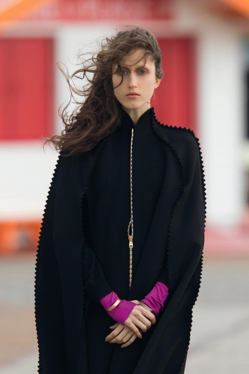 NUMERO MAGAZINE Anna Cleveland by Hans Feurer. Spela Lenarcic, November 2016, www.imageamplified.com, Image Amplified4