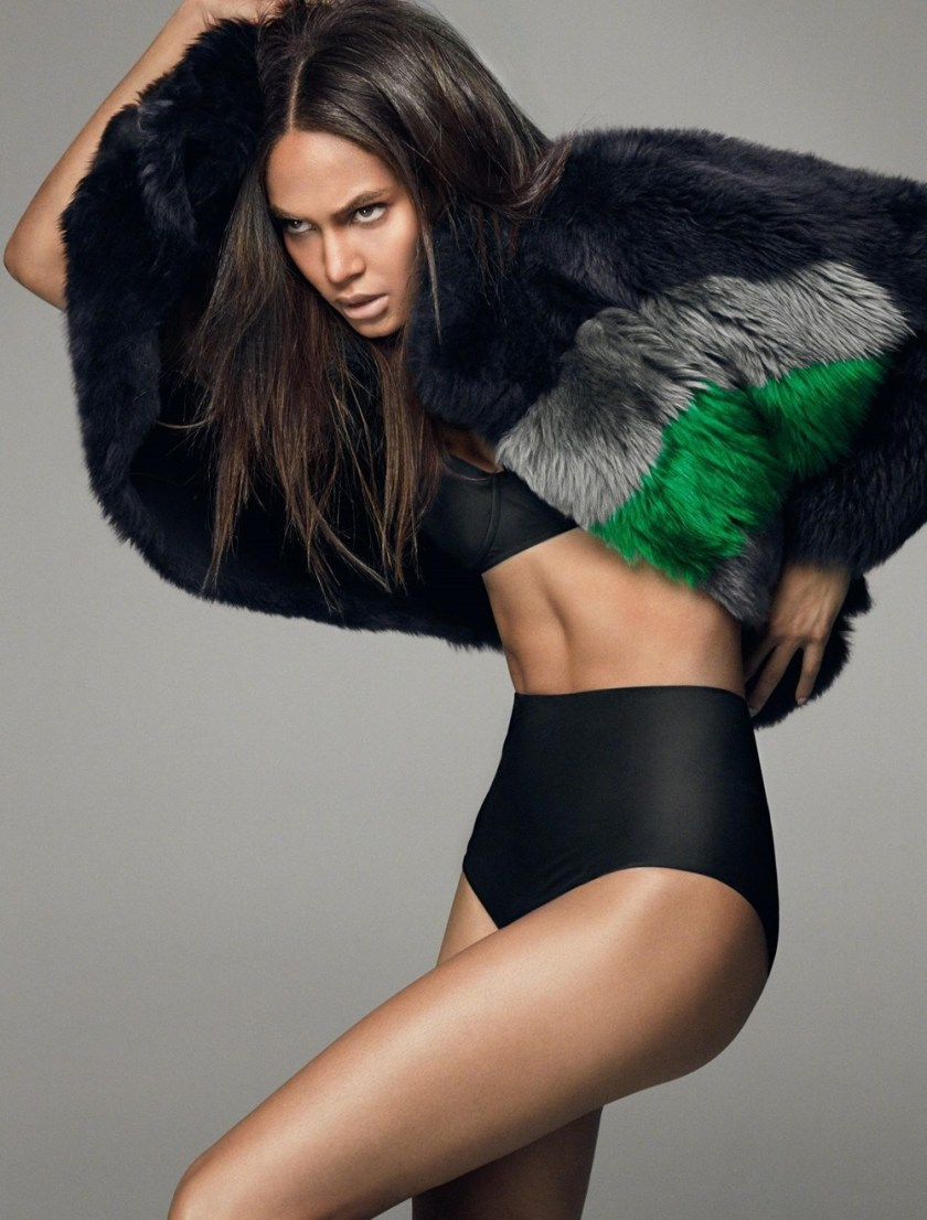 NUMERO MAGAZINE Joan Smalls by Greg Kadel. Charles Varenne, November 2016, www.imageamplified.com, Image Amplified8