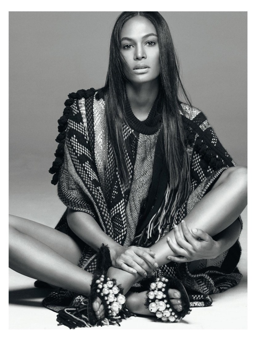 NUMERO MAGAZINE Joan Smalls by Greg Kadel. Charles Varenne, November 2016, www.imageamplified.com, Image Amplified10