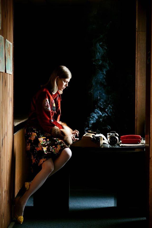 ODDA MAGAZINE Ola Rudnicka by Sonia Szostak. Alba Melendo, October 2016, www.imageamplified.com, Image Amplified (1)
