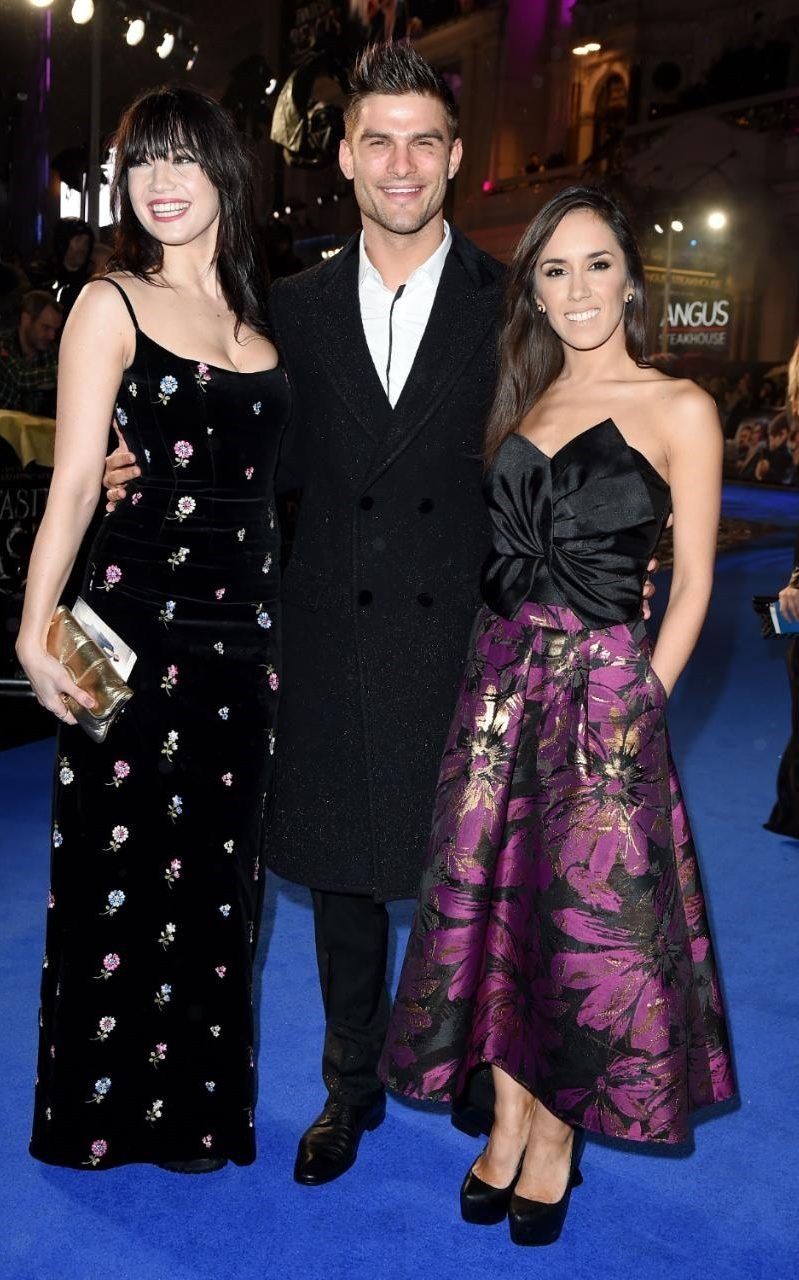 RED CARPET MOVIE PREMIERE Fantastic Beasts and Where to Find them, London Leicester Square Premiere37