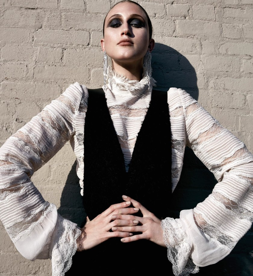 S MODA Anna Cleveland by Greg Lotus. Francesca Rinciari, Paul Delgado, December 2016, www.imageamplified.com, Image Amplified5