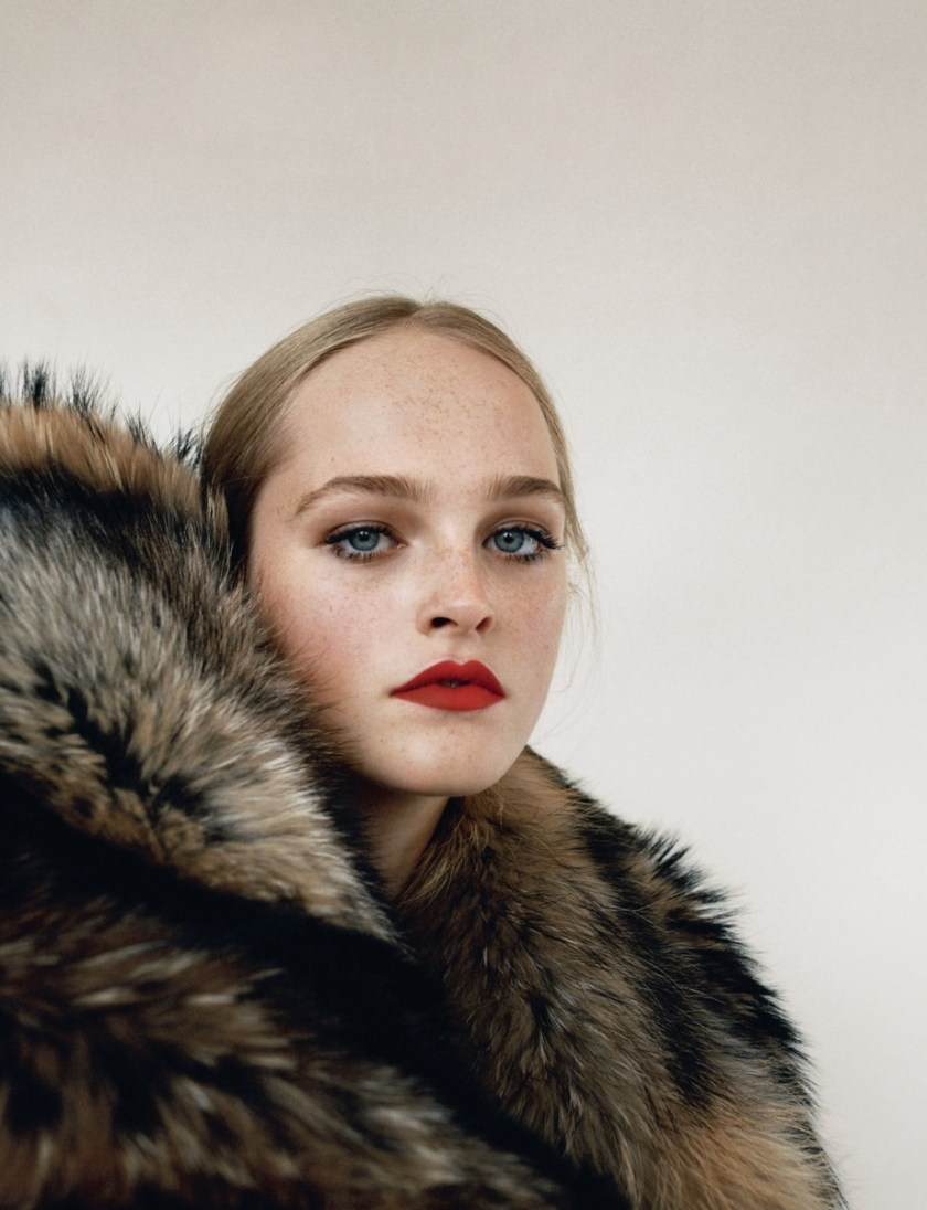 SELF SERVICE MAGAZINE Jean Campbell & Vanessa Moody by Angelo Pennetta. Julia Sarr-Jamois, Fall 2016, www.imageamplified.com, Image Amplified2