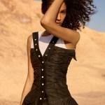 T STYLE MAGAZINE: Selena Forrest & Luisana Gonzalez by Karim Sadli