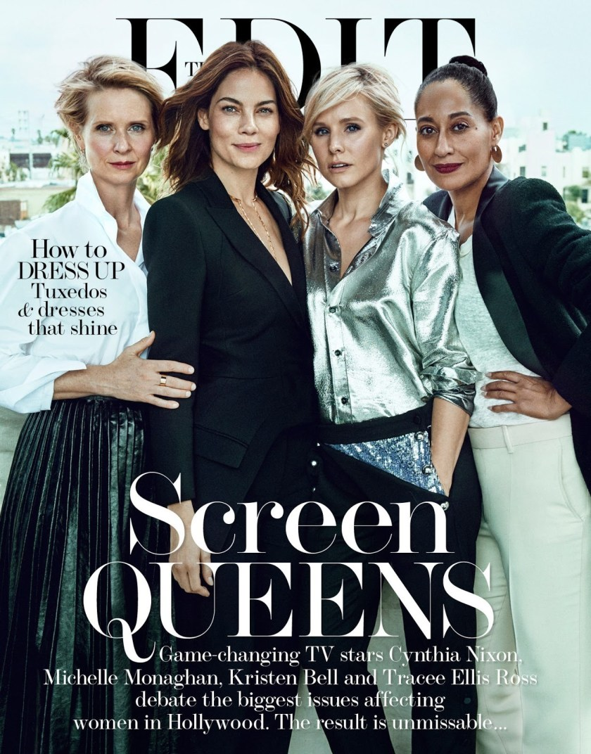 THE EDIT Screen Queens by Victor Demarchelier. Alison Edmond, November 2016, www.imageamplified.com, Image Amplified1