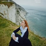 TOWN & COUNTRY UK: Dani Witt by Agata Pospieszynska