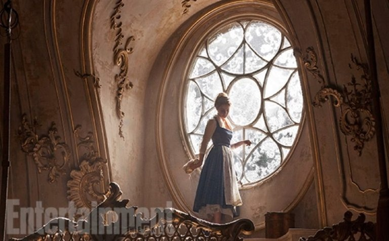 UPCOMING MOVIES Emma Watson & Dan Stevens in Beauty and the Beast, Entertainment Weekly, 2016, www.imageamplified.com, Image Amplified (6)