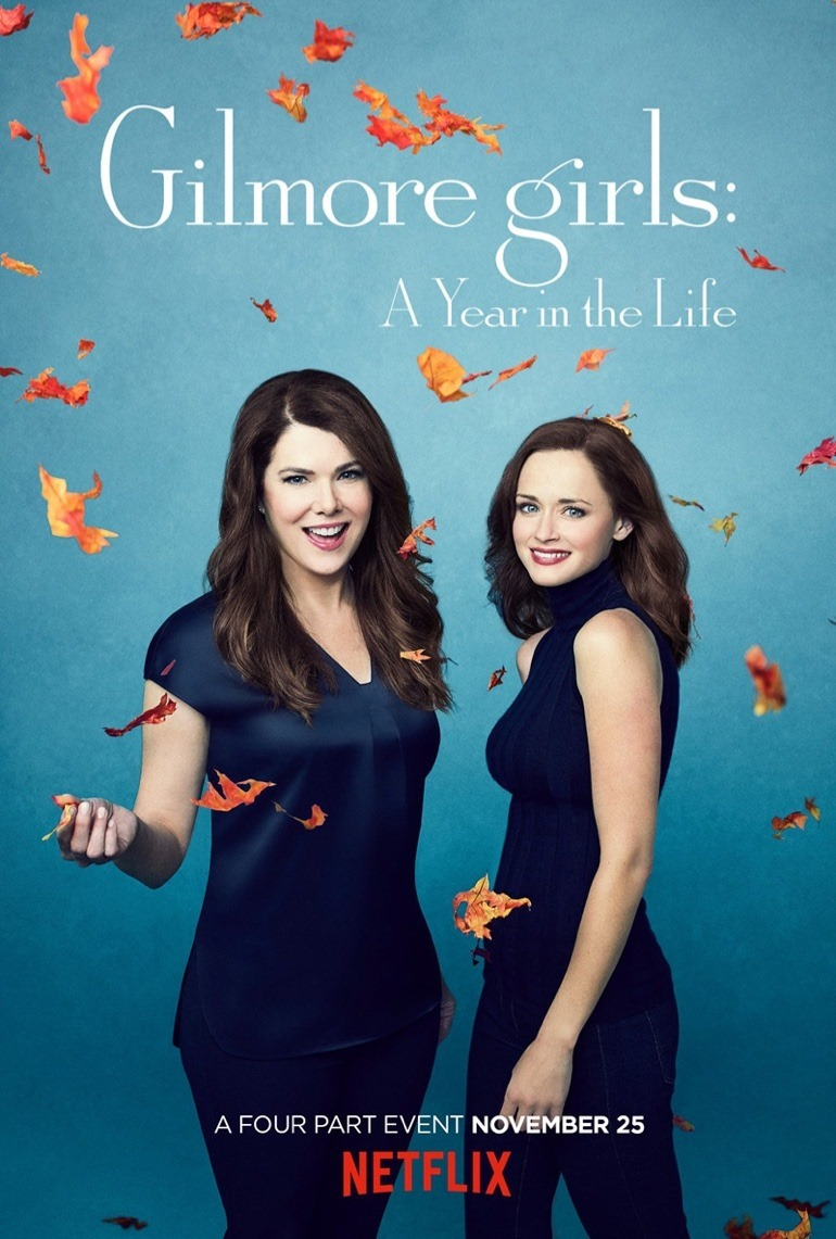 UPCOMING SHOW Gilmore Girls - A Year in the Life, November 25 on Netflix. www.imageamplified.com, Image Amplified2