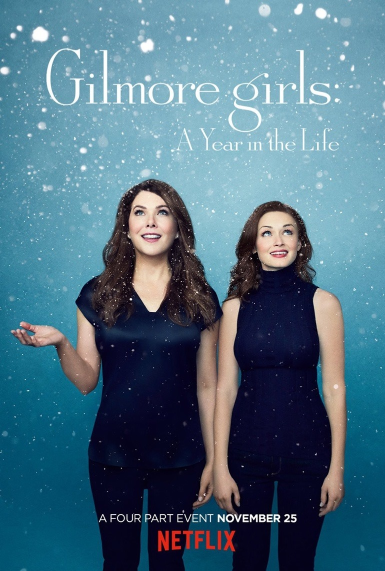 UPCOMING SHOW Gilmore Girls - A Year in the Life, November 25 on Netflix. www.imageamplified.com, Image Amplified5