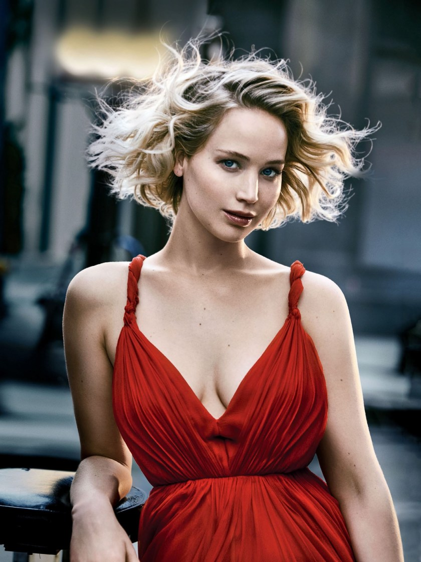 VANITY FAIR Jennifer Lawrence by Peter Lindbergh. Jessica Diehl, Fall 2016, www.imageamplified.com, Image Amplified1