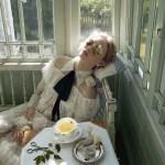 VOGUE ITALIA: Ella Wennstrom by Camilla Akrans