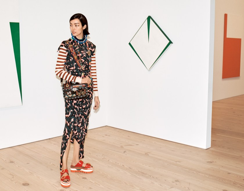 VOGUE MAGAZINE Fei Fei Sun by Josh Olins. Tabitha Simmons, December 2016, www.imageamplified.com, Image Amplified1