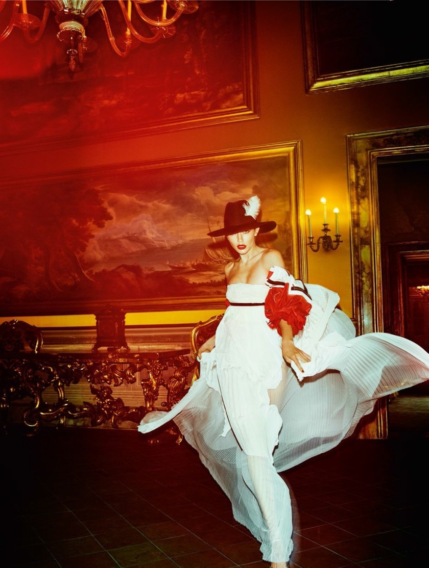 VOGUE PARIS Gigi Hadid by Mario Testino. Emmanuelle Alt, November 2016, www.imageamplified.com, Image Amplified (21)