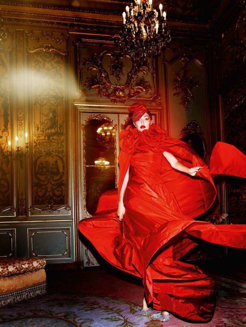 VOGUE PARIS Gigi Hadid by Mario Testino. Emmanuelle Alt, November 2016, www.imageamplified.com, Image Amplified (9)