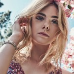 C MAGAZINE: Elle Fanning by Beau Grealy