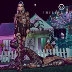 CAMPAIGN: Matthew Terry & Fergie for Philipp Plein Spring 2017 by Steven Klein