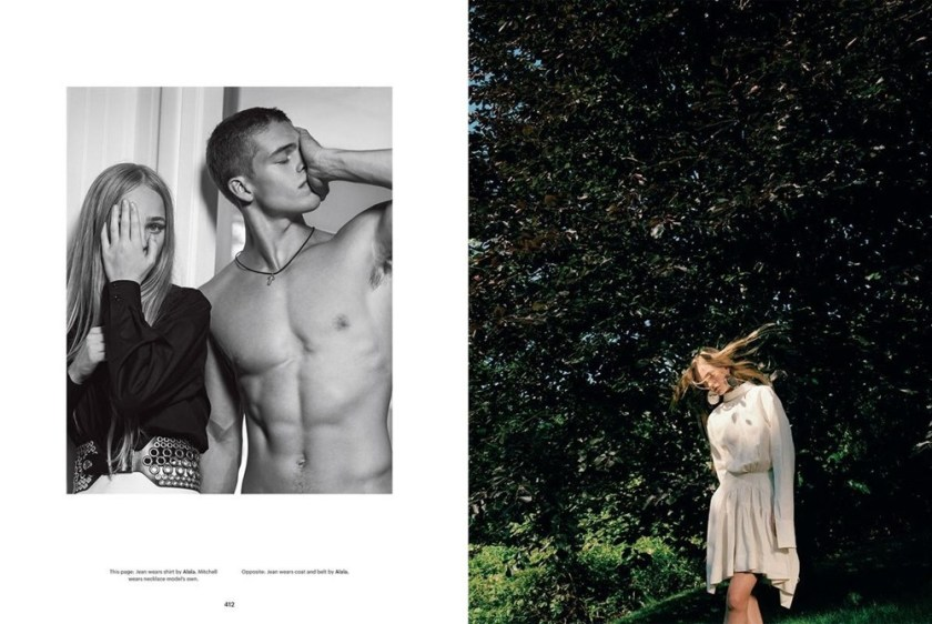 DOCUMENT JOURNAL Jean Campbell, Justin Petzschke & Mitchell Slaggert by Bruce Weber. Joe McKenna, Fall 2016, www.imageamplified.com, Image amplified7