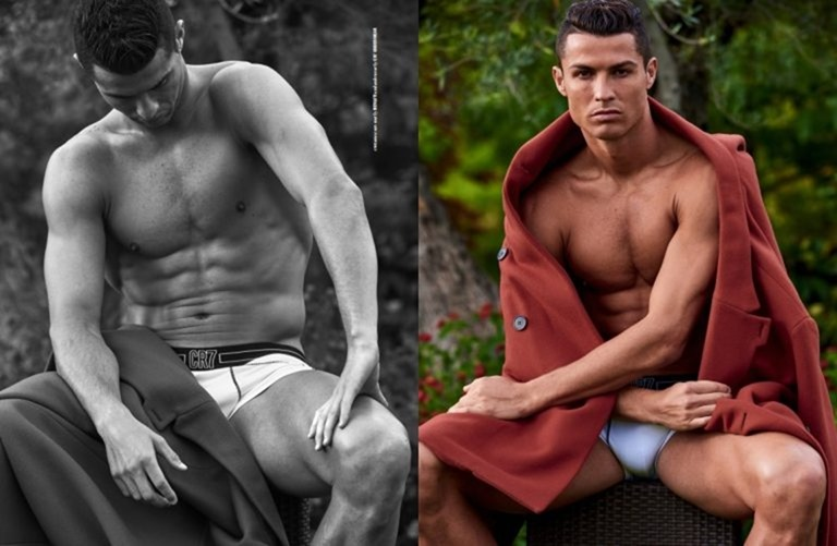 DSECTION MAGAZINE Cristiano Ronaldo by Philippe Vogelenzang. Fall 2016, www.imageamplified.com, Image Amplified2