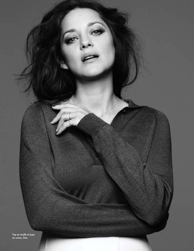 ELLE FRANCE Mario Cotillard by Ben hassett. Georgia Pendlebury, December 2016, www.imageamplified.com, Image Amplified4
