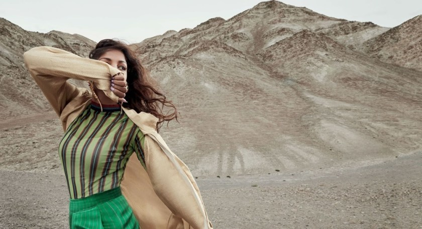 ELLE INDIA M.I.A. by Colton Julian. Nidhi Jacob, December 2016, www.imageamplified.com, image Amplified5