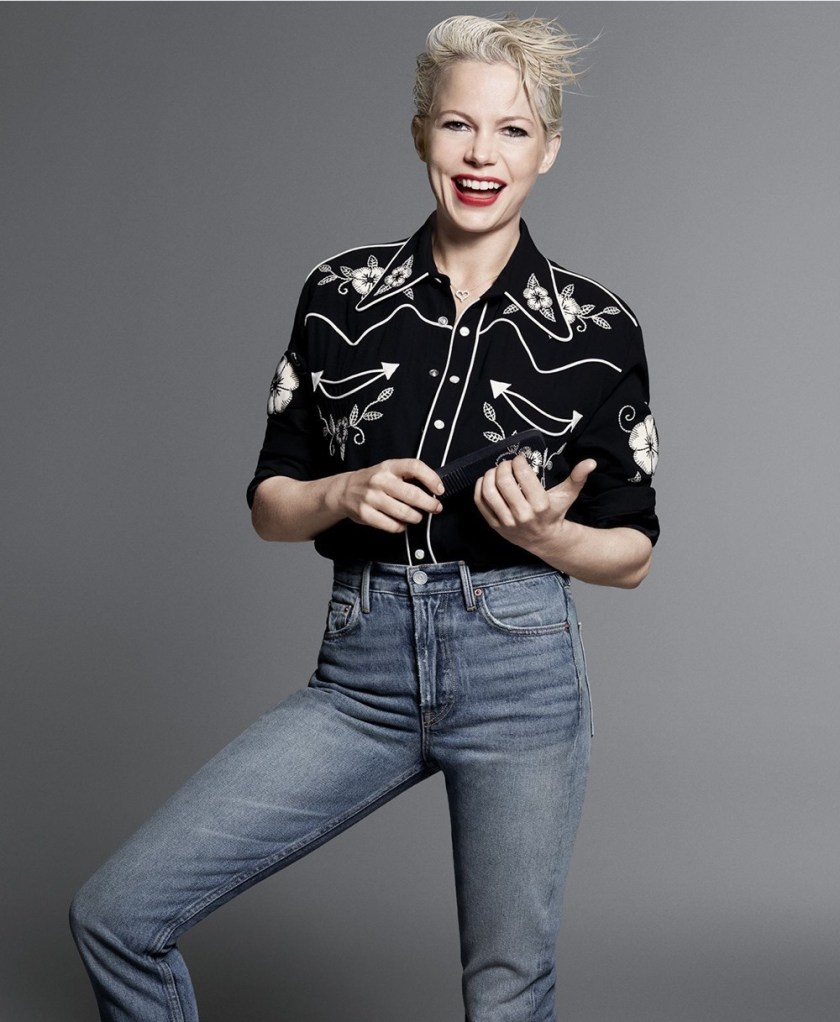 ELLE MAGAZINE Michelle Williams by Terry Tsiolis. Samir Nasr, January 2017, www.imageamplified.com, Image Amplified4