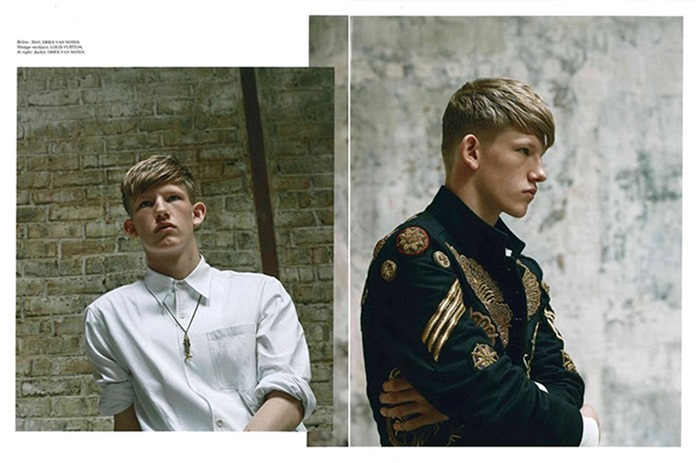 FASHION FOR MEN Connor Newall by Milan Vukmirovic. Fall 2016, www.imageamplified.com, Image amplified4