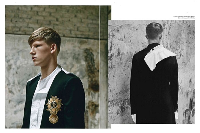 FASHION FOR MEN Connor Newall by Milan Vukmirovic. Fall 2016, www.imageamplified.com, Image amplified2
