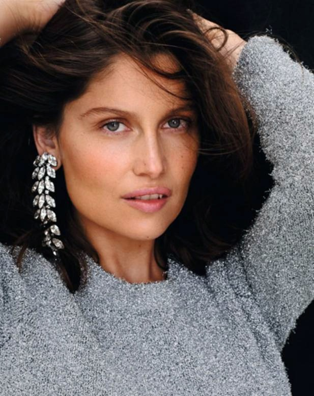 GRAZIA FRANCE Laetitia Casta by Nik Hartley. Marine Chaumien, December 2016, www.imageamplified.comm, Image Amplified8