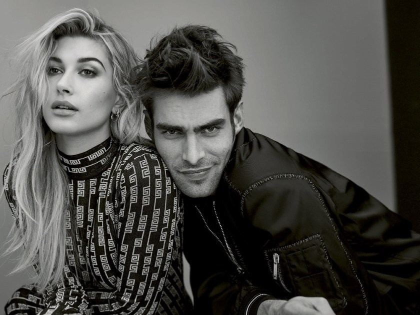 HARPER'S BAZAAR SPAIN Hailey Baldwin & Jon Kortajarena by Thomas Whiteside. Juan Cebrian, January 2017, www.imageamplified.com, Image amplified14