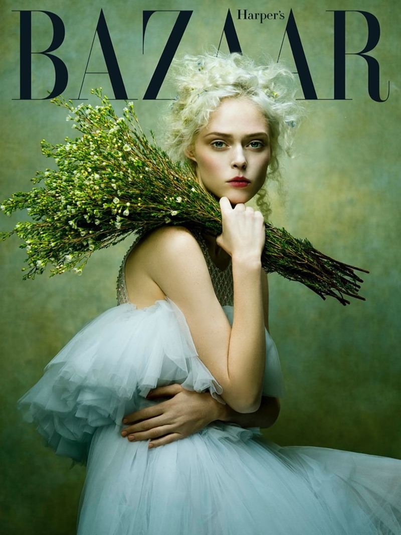 HARPER'S BAZAAR VIETNAM Coco Rocha by Zhang Jingna. Phuong My, January 2017, www.imageamplified.com, Image Amplified2