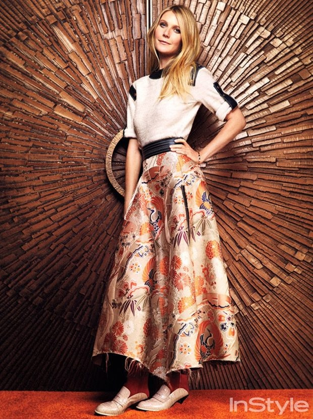 INSTYLE MAGAZINE Gwyneth Paltrow by Greg Kadel. February 2017, www.imageamplified.com, Image Amplified4