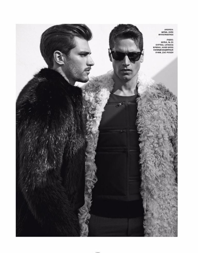 L'OFFICIEL HOMMES UKRAINE Men by Milos Nadazdin. Ivan Rasic, Fall 2016, www.imageamplified.com, Image Amplified18
