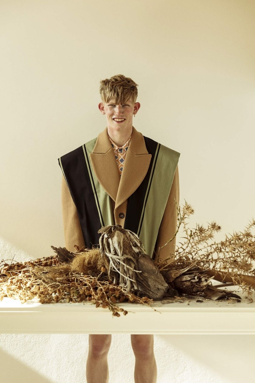 METAL MAGAZINE Connor Newall by Teddy Iborra Wicksteed. Fall 2016, www.imageamplified.com, Image Amplified24