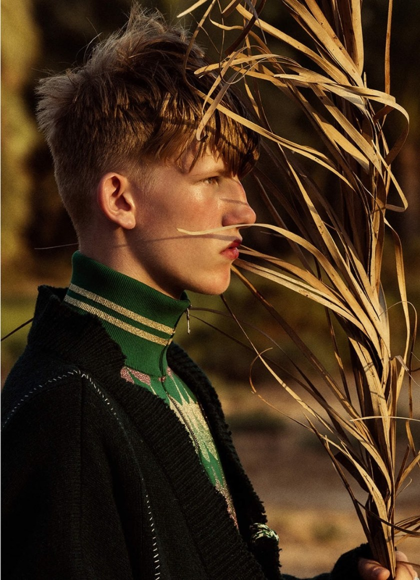 METAL MAGAZINE Connor Newall by Teddy Iborra Wicksteed. Fall 2016, www.imageamplified.com, Image Amplified14