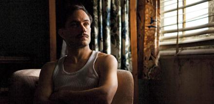 Gael García Bernal stars in Neruda, which plays in cinemas starting December 16th. Image Amplified www.imageamplified.com