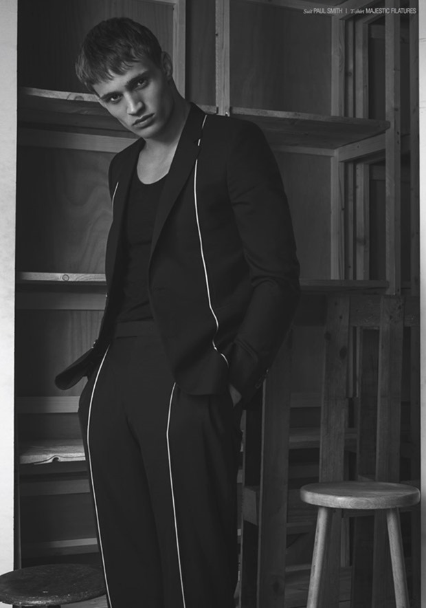 PEPLVM MAGAZINE Julian Schneyder by Anthony Meyer. Juliette Lecuyer, Aurore Donguy, Fall 2016, www.imageamplified.com, image Amplified5