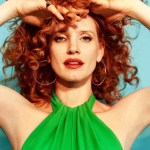 THE EDIT: Jessica Chastain by Chris Colls