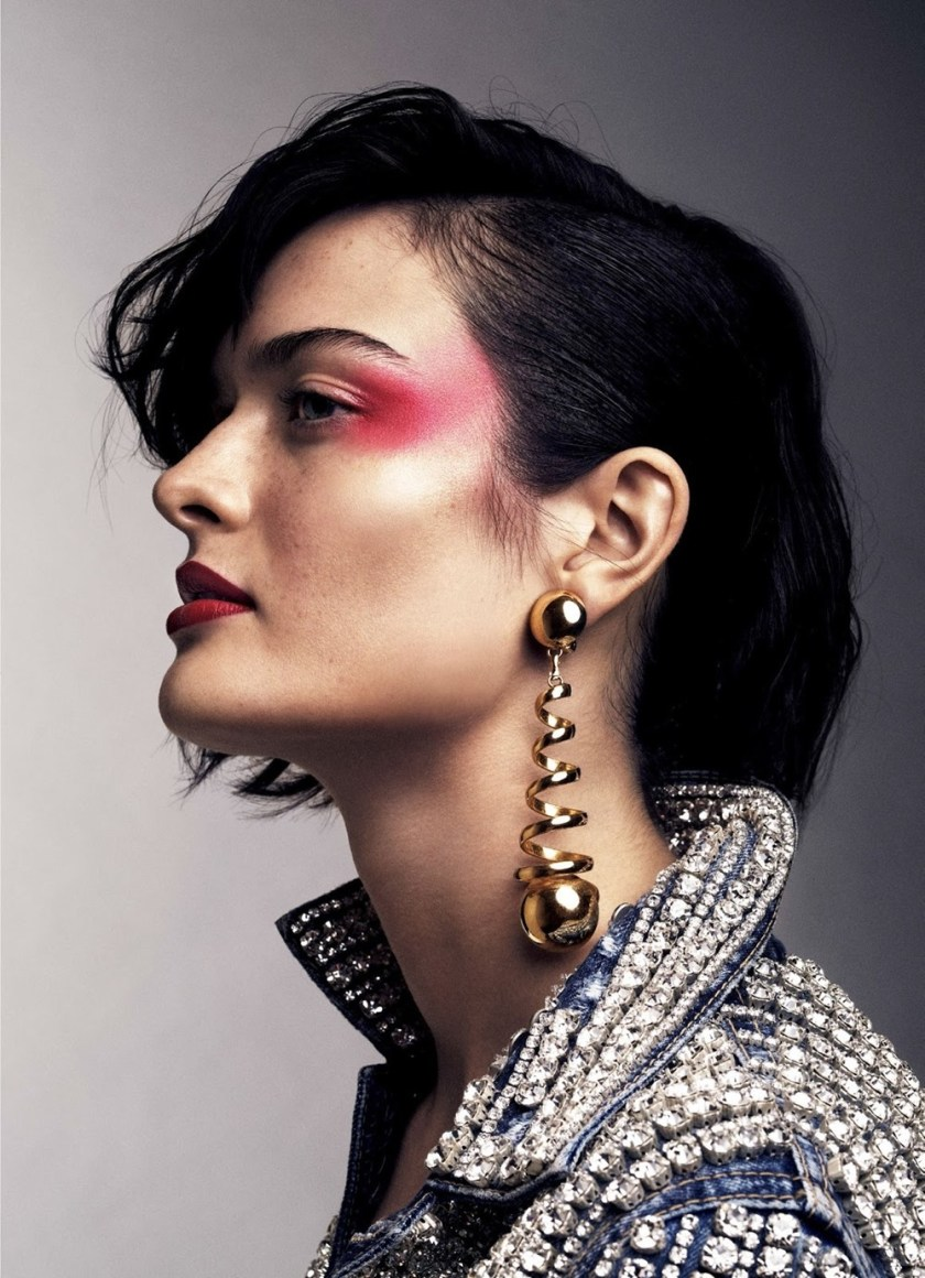 VOGUE JAPAN Hoyeon Jung & Sam Rollinson by Marcus Ohlsson. Charles Varenne, February 2017, www.imageamplified.com, Image Amplified4