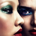 VOGUE JAPAN: Hoyeon Jung & Sam Rollinson by Marcus Ohlsson