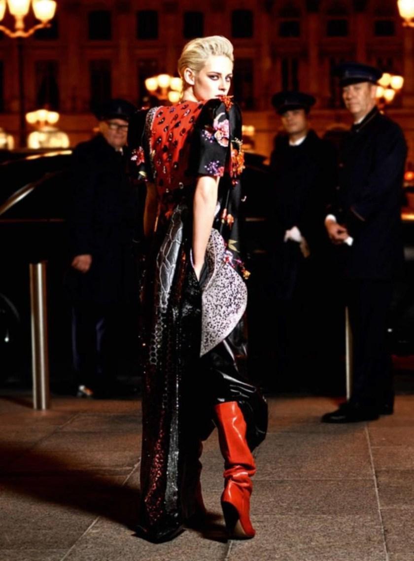VOGUE PARIS Kristen Stewart by Karl Lagerfeld. Emmanuelle Alt, January 2017, www.imageamplified.com, Image Amplified7