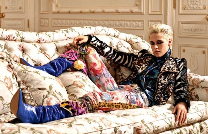 VOGUE PARIS Kristen Stewart by Karl Lagerfeld. Emmanuelle Alt, January 2017, www.imageamplified.com, Image Amplified5