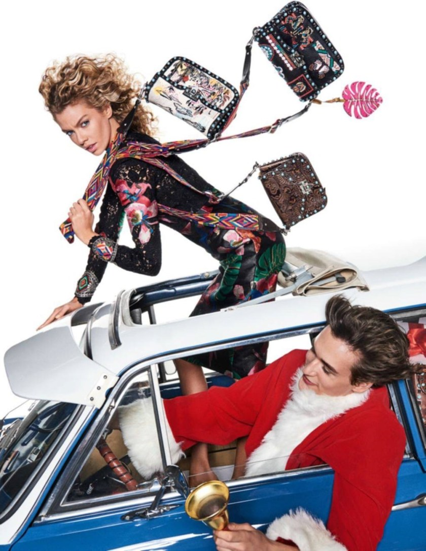 VOGUE PARIS Sara Sampaio & Stella Maxwell by Giampaolo Sgura. Claire Dhelens, December 2016, www.imageamplified.com, Image Amplified6