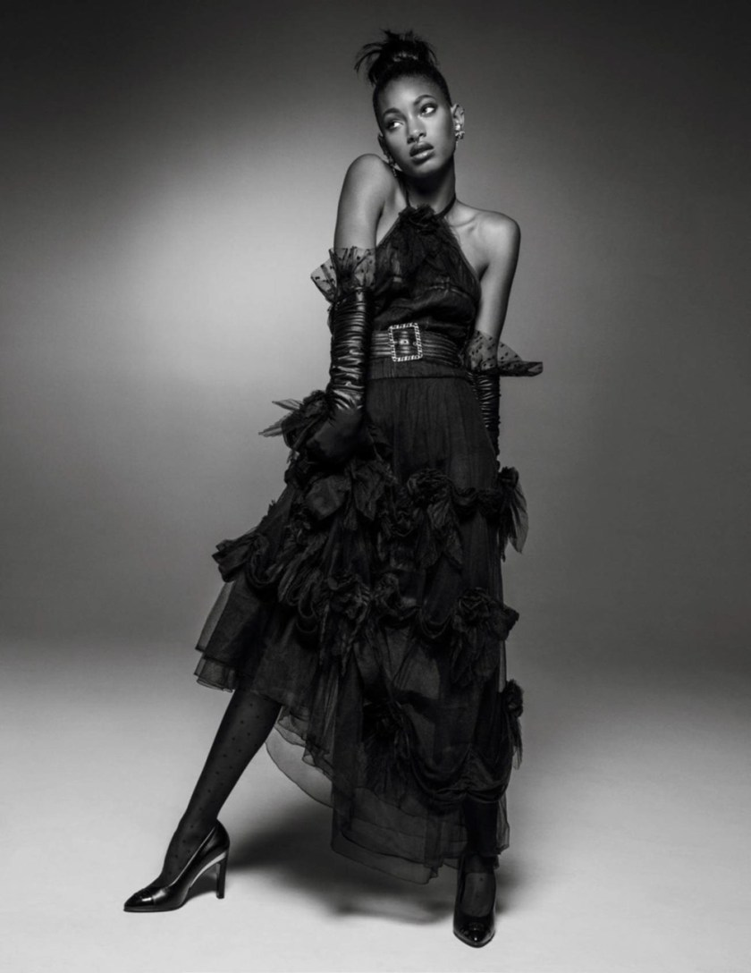 VOGUE PARIS Willow Smith by Inez & Vinoodh. Aleksandra Woroniecka, January 2017, www.imageamplified.com, Image Amplified2
